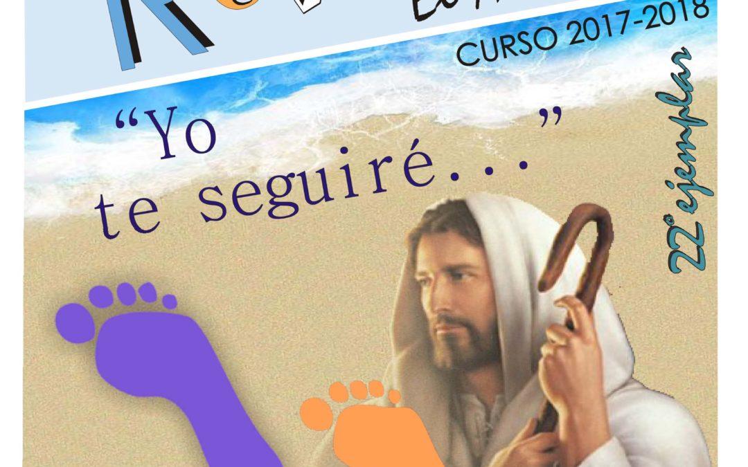 """Revista """"El Ave María"""" 2017/18"""