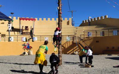 El Parque Adai recibe a los alumnos de 1º y 2º