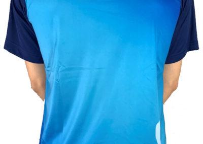 Camiseta m.corta trasera